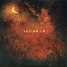 "Insomnium ""above the weeping World"" CD merce nuova!"
