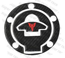 3D Carbon Fiber Gas Cap Tank Cover Sticker For YAMAHA MT-25 MT03 2015-2016 New