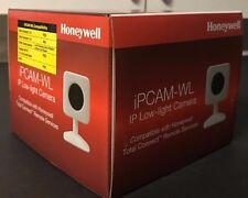 Brand New Honeywell iPCAM-WL Wired/Wireless Indoor Low-Light IP Camera