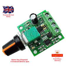 DC 1.8V 3V 5V 6V 12V 2A Low Voltage Motor Speed Controller PWM