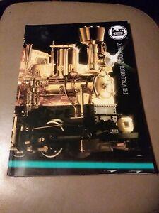 LGB Model Train Catalog '94/'95 -  The World Of LGB
