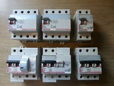 LOTS DE PROTECTIONS DE DEPARTS ELECTRIQUES