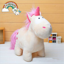 Unicorn Plush Fluffy Toy Lovely Stuffed Theodore Animal Doll Kids Gift KP