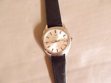 INTERNATIONAL WATCH CO. IWC ELECTRONIC S.S. WATCH NOT WORKING, HUMMING