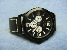 """Men's INVICTA """"Specialty Collection"""" Chronograph Watch w/ New Battery"""