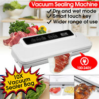 Automatic Commercial Vacuum Sealer Machine Seal a Meal Food System Saver +10
