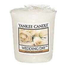 Yankee Candle Wedding Day Votive Sampler Scented Candle New 578438E