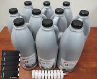 Bulk (1kg x 10) Toner Refill for HP C8543X, 43X LaserJet 9000, 9050 + 5 Chip