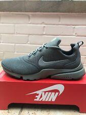 Nike PRESTO FLY Mens Trainers Medium green size 11 EU 46