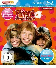 PIPPI LANGSTRUMPF TV-SERIE BLU-RAY BOX 6 BLU-RAY NEU