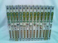 Japanese Language Yotsubato Vol.1-14 Full Set Manga YOTSUBATO by Kiyohiko Azuma