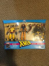Marvel Legends 80 Years X-Men Wolverine Cyclops Jean Grey 3 pack