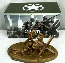 Call Of Duty WWII Valor Collection Display