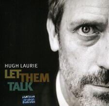 Hugh Laurie - Let Them Talk [New CD] UK - Import
