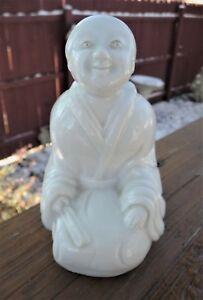 Hirado Japanese Porcelain Priest Meiji Period