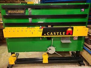 Castle Edge Banding Machine