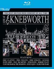 LIVE AT KNEBWORTH BLU RAY ERIC CLAPTON PINK FLOYD DIRE STRAITS ELTON JOHN +