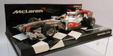 Voitures Formule 1 miniatures en acier embouti 1:43 sur Lewis Hamilton