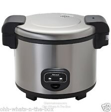 Rice Cooker Warmer Heavy Duty Automatic Electric 60 Cup Cooked Catering Resturan