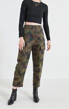 Kylie Rihanna Inspired camo pants medium Women