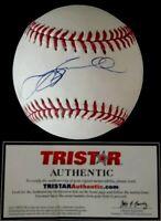 Jeff Bagwell Houston Astros Autographed Signed Baseball Tristar COA **MINT**
