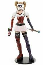 "DC Direct Arkham Asylum Series 1 HARLEY QUINN 6.75"" Action Figure 2011"
