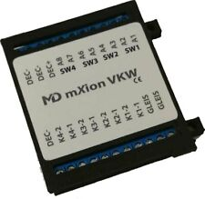 VKW (4 fach Weichen, 8 fach Funktionsdecoder, 8 geschützte Kontakteingänge LGB)