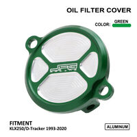 Oil Filter Cover Cap For KLX250/D-Tracker KLX 250 1993-2020 2017 2018 2019