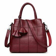 Handbags Women Bags Designer Genuine Leather handbags Women Shoulder Bag Fe Q7Y9