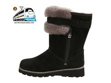 BRAND NEW - UGG CHILDREN'S SKYLIR BOOTS - BLACK (Size 4)