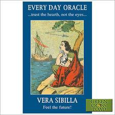 Ogni giorno Oracle FORTUNA dicendo a 52 Carte Deck con istruzioni multilingue