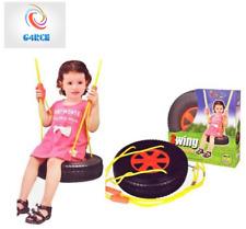 PNEUMATICO per Bambini Regolabile Corda Swing Sedile Giardino Albero divertente natalizio regalo di compleanno