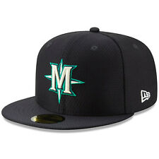 Seattle Mariners New Era 2019 Batting Practice On-Field 59FIFTY Fitted Hat