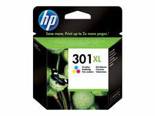 HP 301XL Genuine Ink Cartridges Tricolour HP Officejet 2620 2622 5530 3055