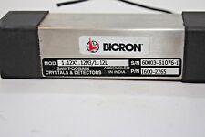 BICRON SAINT-GOBAIN CRYSTALS AND DETECTORS 1.12x1.12m3/1.12 l