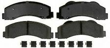 ACDelco 17D1414CH Front Ceramic Brake Pads