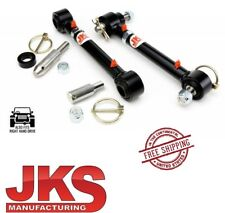 "JKS Quicker Sway Bar Disconnects fits 2.5""- 6"" Lift 07-18 Jeep Wrangler JK JKU"