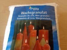 Wachsgranulat 500g (1kg-11,60€) Wachskerze kerzengießen Granulat Hobby Künstler