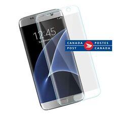 3d Samsung Galaxy s7 Edge lámina full cover display protección claro 2x lámina de tanques