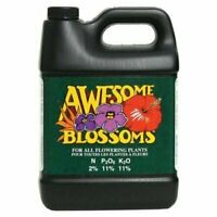 Hydrofarm Technaflora Awesome Blossoms Stimulant Fertilizers , 1-Liter Pack