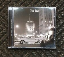 Tom Snow - Uptown Hopeful CD 1972 - 1st ever release - Country Rock