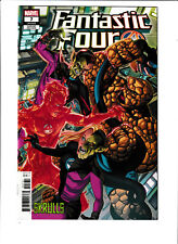 Fantastic Four (2018) #7 NM- 9.2 Skrulls Variant Marvel Comics vs Dr. Doom