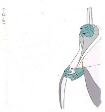 A Cosmic Christmas 1977 Animation ALIEN MAGI Hand Painted Cel / CBC Television
