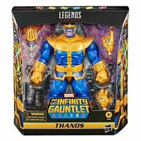 "Marvel Legends Deluxe Thanos 6"" Action Figure BRAND NEW Hasbro"