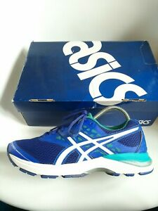 Asics gel women's running Trainers size 7 cm 25.75 running shoes us 9