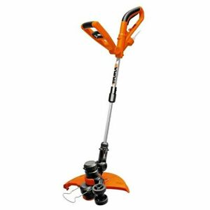 """WORX WG124 6 Amp 15"""" Corded Electric String Trimmer & Edger"""