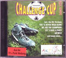 Challenge Cup   Doppel CD