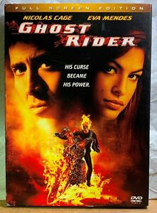 """Ghost Rider"" (DVD, 2007, Full Frame, With SlipCover)"