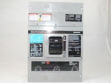 New Siemens ITE JXD63B400 3p 400a 600v Circuit Breaker Full 1-year Warranty