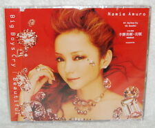 Namie Amuro Big Boys Cry / Beautiful Taiwan CD only